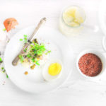 3 Steps to no-fail hard-cooked eggs