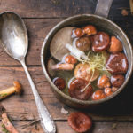 Mineral-rich vegetable stock