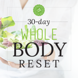 This Honest Food 30-Day Whole Body Reset
