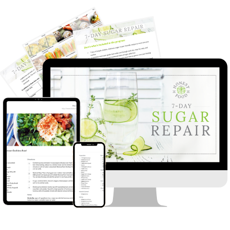 7-Day Sugar Repair Program