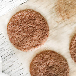 Gluten-Free Chewy Molasses (Pan-Banging) Cookies