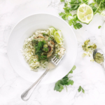 Cilantro-Lime Rice -- This Honest Food
